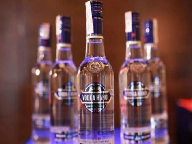 Sự ra đời của Vodka của Halico và sức hút nhanh chóng phủ khắp cả nước