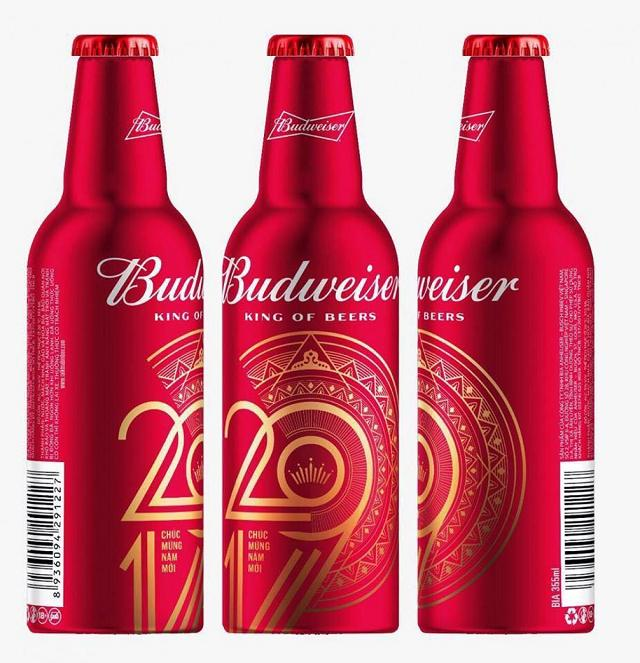 Sự sắc sảo trong từng chi tiết làm nên sự nổi tiếng của thương hiệu bia Mỹ