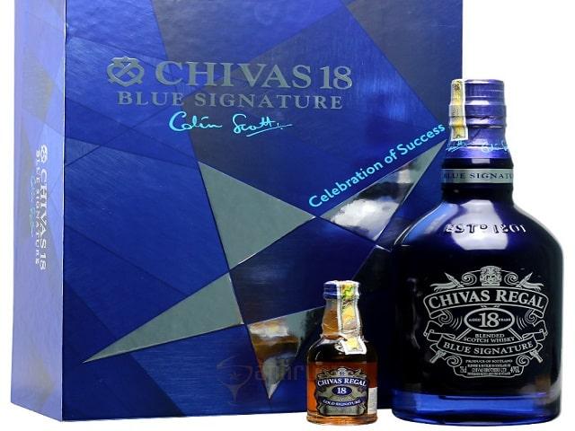 Thương hiệu Chivas - Cái nôi ra đời của dòng Chivas 18