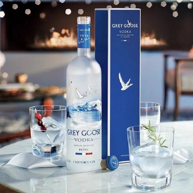 Thương hiệu Grey Goose Vodka nổi danh tại khu vực Cognac, Pháp