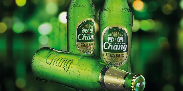 Thương hiệu bia Chang đồng hành cùng người Thái