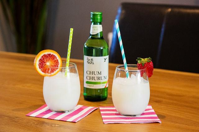 Thưởng thức Soju Cocktail để đổi mới hương vị và giảm nồng độ cồn