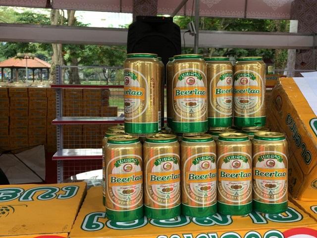 Trách nhiệm xã hội trong sản xuất bia Lào