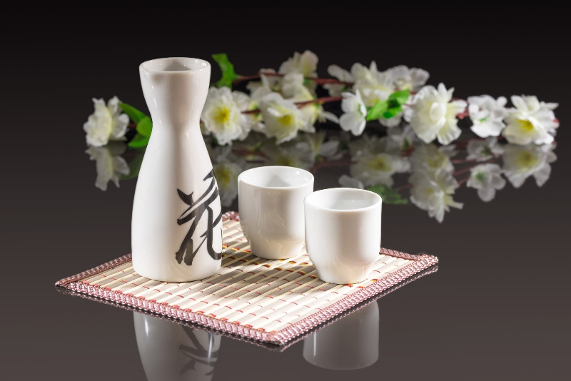 Văn hóa thưởng thức rượu của người Nhật