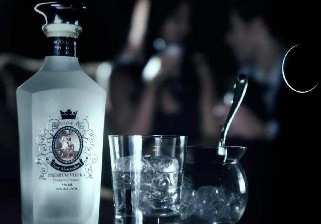 Vodka được xem là quốc tửu của đất nước Nga rộng lớn xinh đẹp