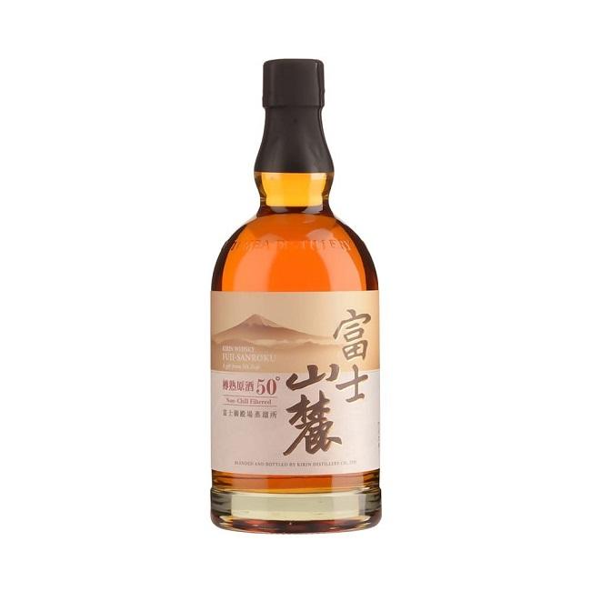 Whisky Fuji-sanroku 50 – đẳng cấp rượu hạng sang