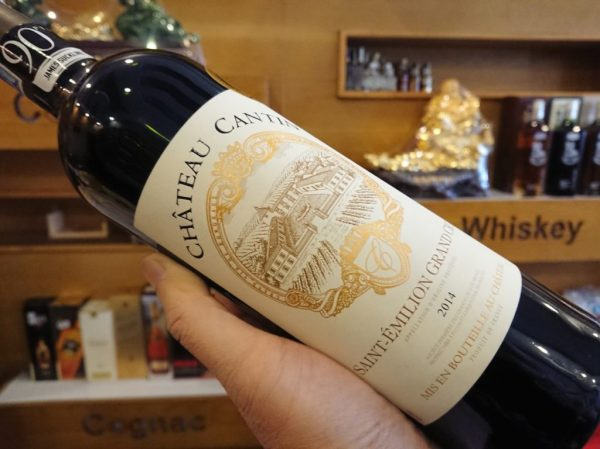 rượu vang pháp vùng Saint Emilion