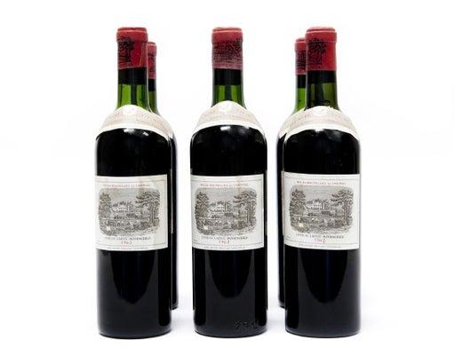 Chateau Lafite Rothschild rượu vang pháp vùng Pauillac.