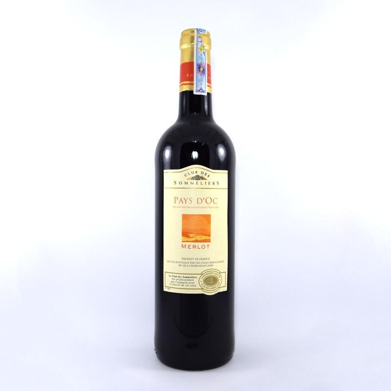 rượu vang Pháp vùng Pays d'oc