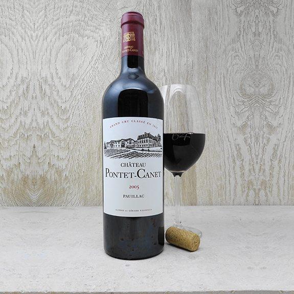 rượu vang pháp vùng Pauillac