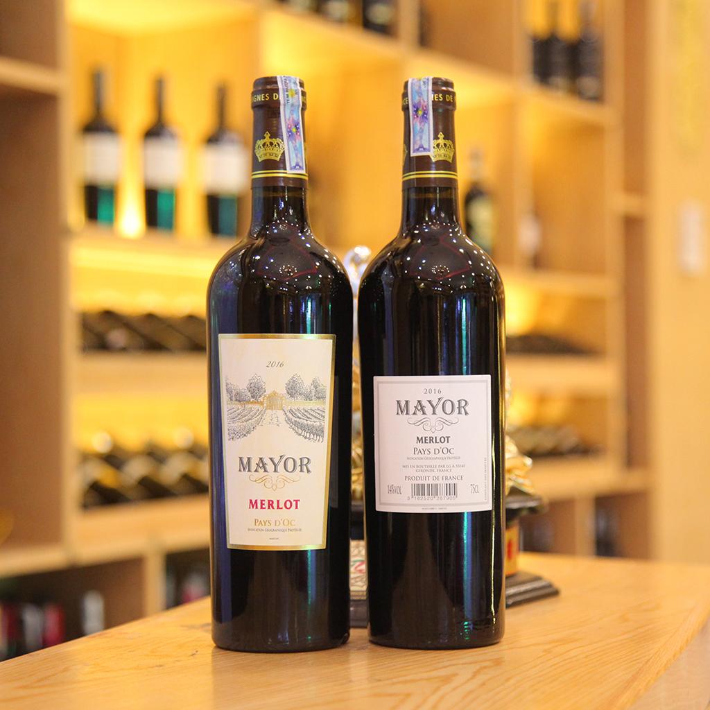 rượu vang Pay d'oc