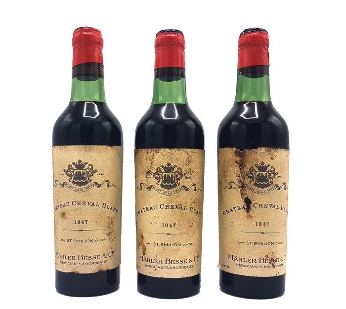 rượu vang Pháp Chateau Cheval vùng Saint Emilion