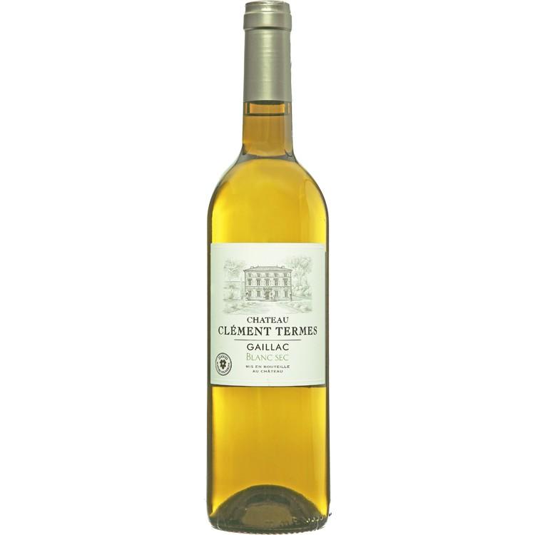rượu vang pháp gillac blanc sec